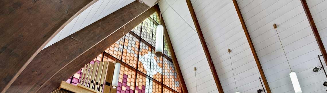 Harcourt Sanctuary Roofline