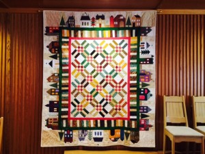 It takes a Village Quilt