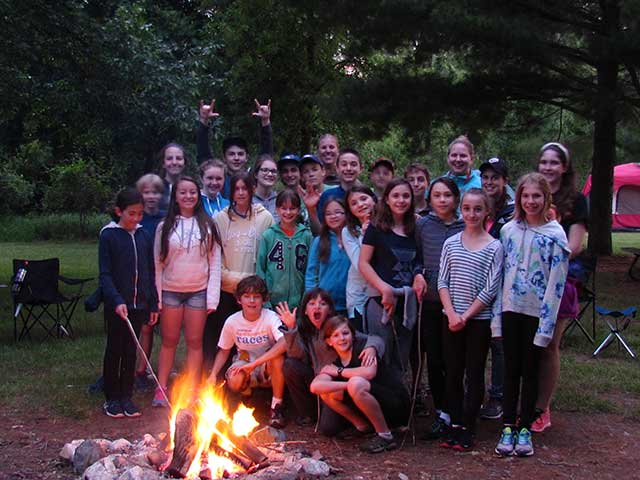 Harcourt Youth Group Camping