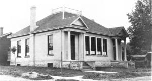 Building on Albert Street